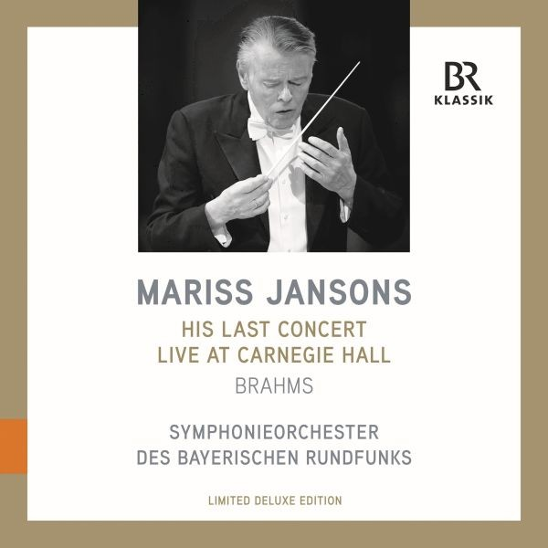 Mariss Jansons-His last concert at Carnegie Hall (LP)