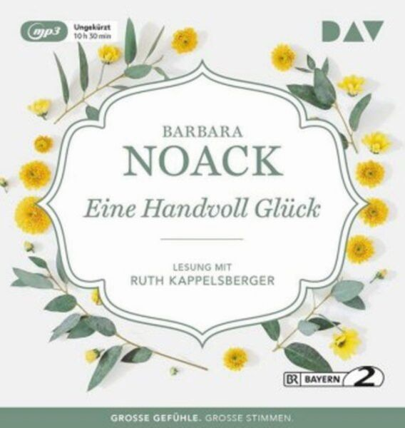 Noack: Eine Handvoll Glück (1 mp3-CD)