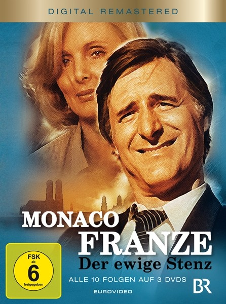 Monaco Franze (DVD)