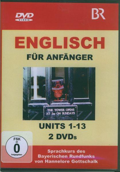 Englisch für Anfänger DVD 1-Units 1-13