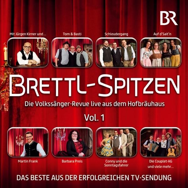 Brettl-Spitzen - Die Volkssänger-Revue live aus dem Hofbräuhaus