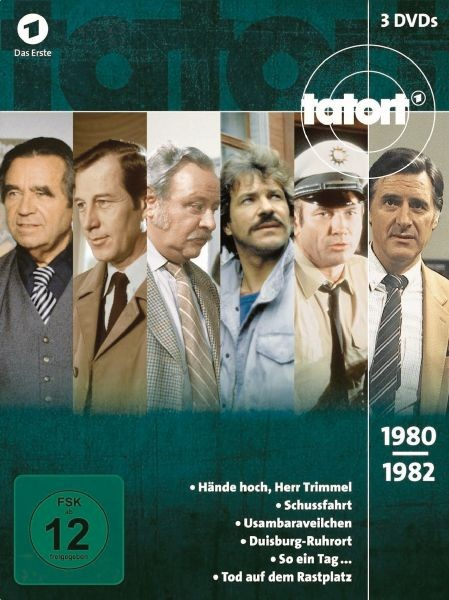 Tatort - Klassiker 80er Box(1) (1980-1982)