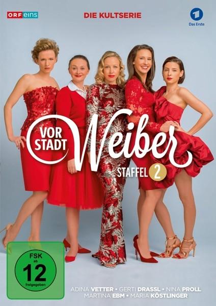 Vorstadtweiber-Staffel 2 (DVD)