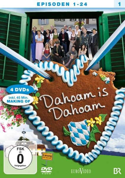 Dahoam is Dahoam 1 (DVD)
