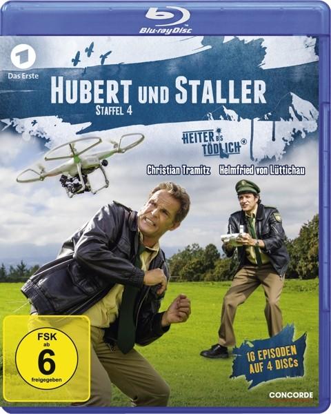 Hubert und Staller-Staffel 4 (Blu-ray)