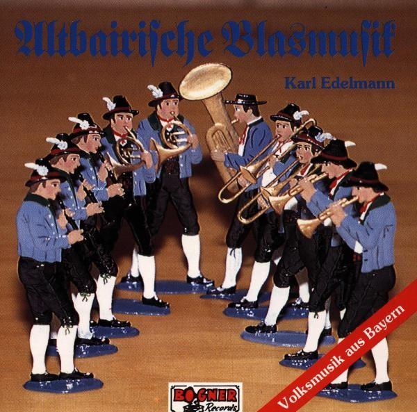 Altbairische Blasmusik 1