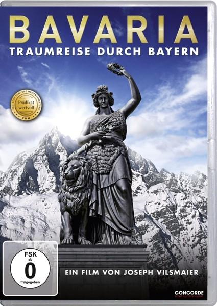 Bavaria-Traumreise durch Bayern (DVD)