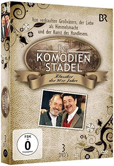 Der Komödienstadel-Klassiker der 90er Jahr (DVD)
