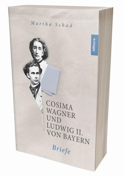 Cosima Wagner und Ludwig II. von Bayern