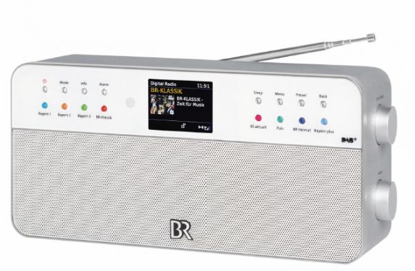 BR Radio 2 Digitalradio für DAB(+) und UKW