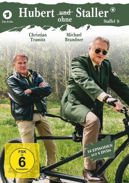 Hubert ohne Staller-Staffel 9/4DVD