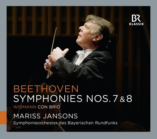 Sinfonien 7 & 8/Con Brio