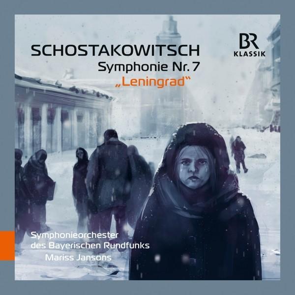 """Sinfonie Nr.7 """"Leningrader"""""""
