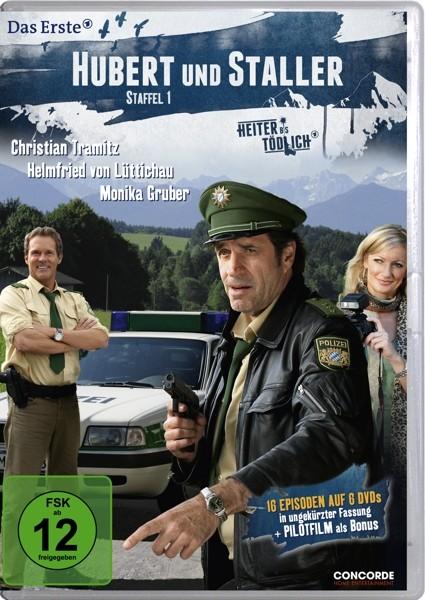 Hubert und Staller-Staffel 1 (DVD)