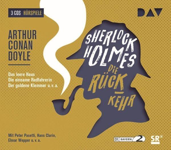 Doyle: Sherlock Holmes 4 – Die Rückkehr