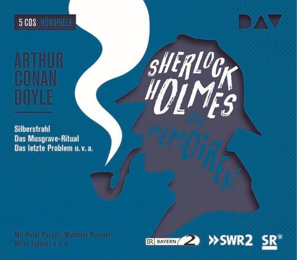 Sherlock Holmes 3 - Die Memoiren