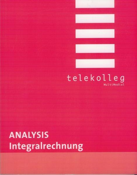Analysis: Integralrechnung
