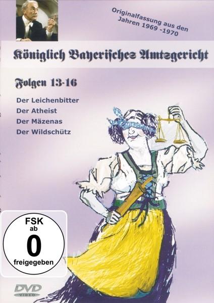 Folgen 13-16,Königlich Bayr.Amtsgericht