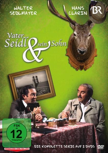 Vater Seidl & sein Sohn (DVD)