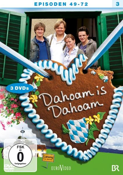 Dahoam is Dahoam 3 (DVD)