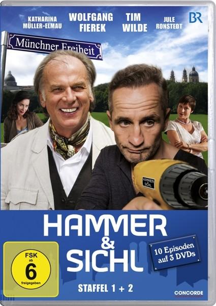 Hammer & Sichl-Staffel 1+2 (DVD)