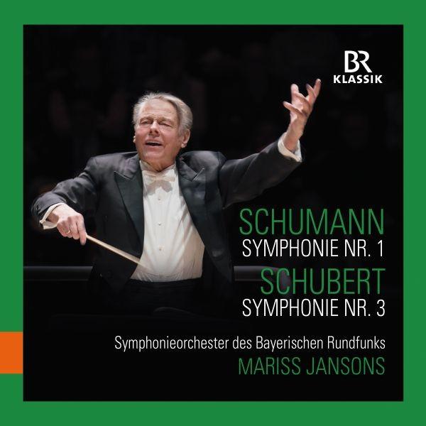 Schumann: Sinfonie 1 & Schubert: Symphonie Nr.3
