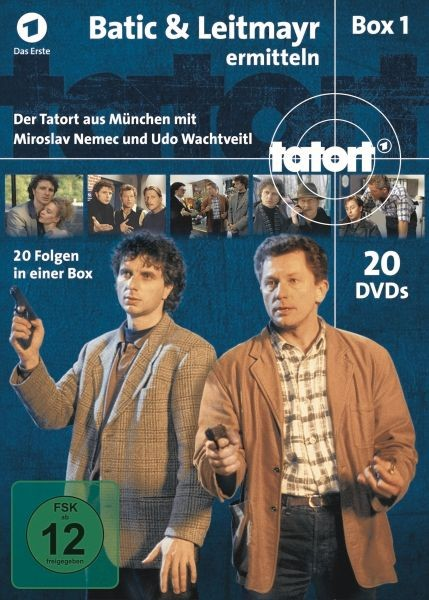 Tatort - Batic & Leitmayr (Vol.1) (Fall 1-20)