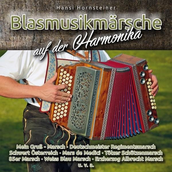 Blasmusikmärsche auf der Harmonika