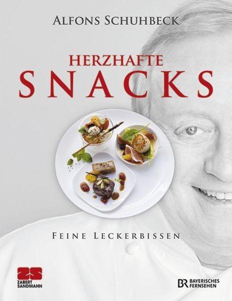 Schuhbeck: Herzhafte Snacks