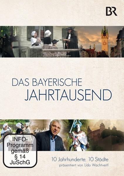 Das Bayerische Jahrtausend (DVD)