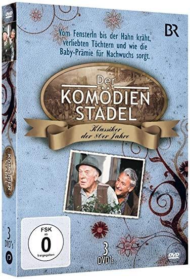 Der Komödienstadel-Klassiker der 80er Jahr (DVD)