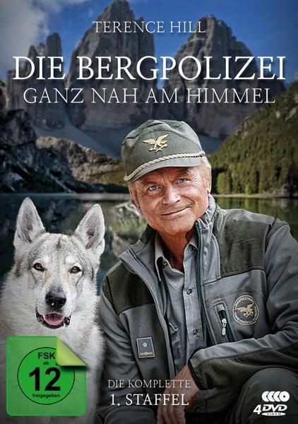 Die Bergpolizei - Ganz nah am Himmel - DVD 1