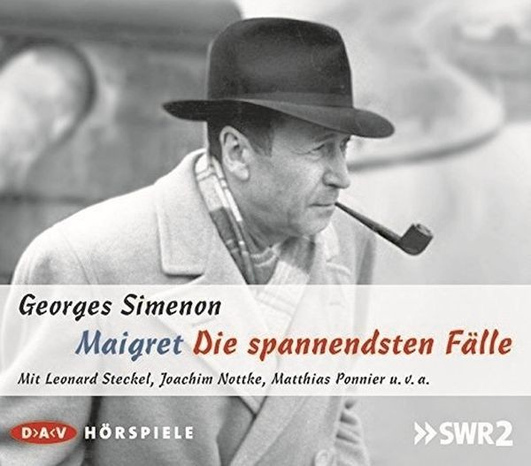 Simenon: Maigret - Die spannendsten Fälle