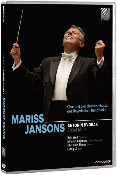 Mariss Jansons dirigiert Dvoraks Stabat Mate (DVD)