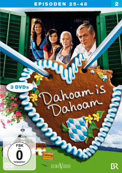 Dahoam is Dahoam 2 (DVD)
