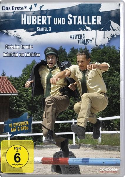 Hubert und Staller-Staffel 3 (DVD)