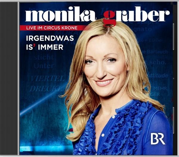 Monika Gruber-Irgendwas is' immer (H