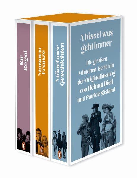 Helmut Dietl Box - A bissel was geht immer