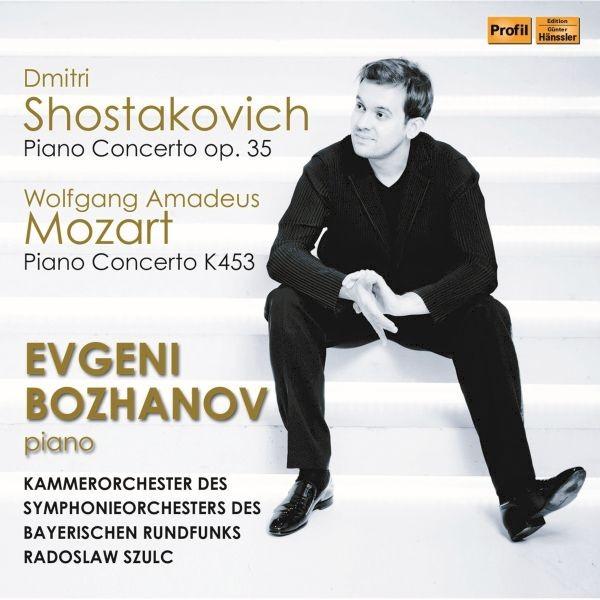 Shostakovich/Mozart: Piano Concertos