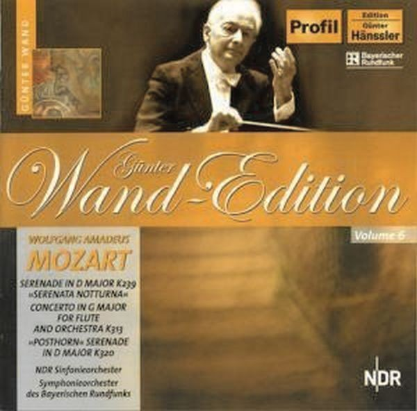 Mozart: Serenaden/Flötenkonzert