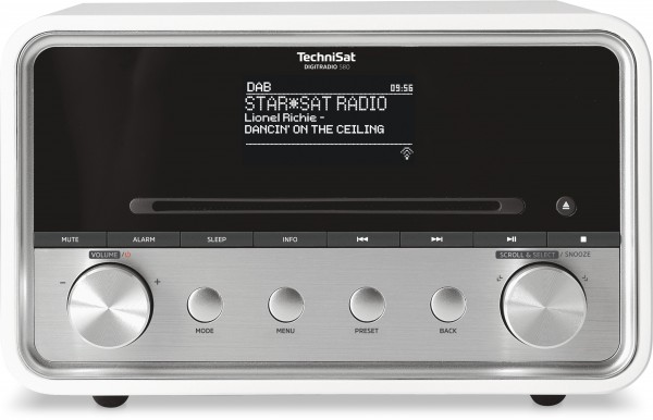 DIGITRADIO + CD 580