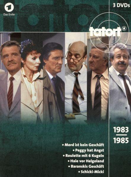 Tatort - Klassiker 80er Box(2) (1983-1985)