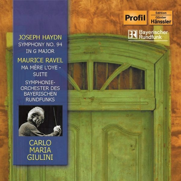 Haydn/Ravel: Sinfonie 94/Ma Mere L'Oye