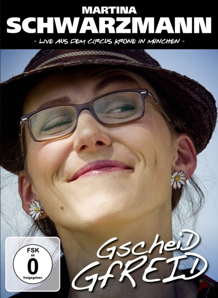 Gscheid Gfreid (DVD)