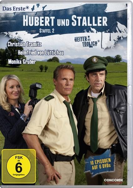 Hubert und Staller-Staffel 2 (DVD)