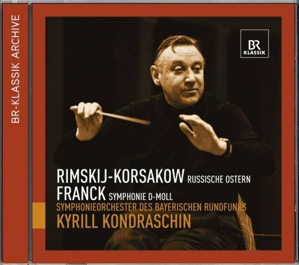 Russische Ostern/Symphonie d-moll
