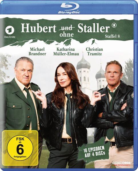 Hubert ohne Staller-Staffel 8/4BD